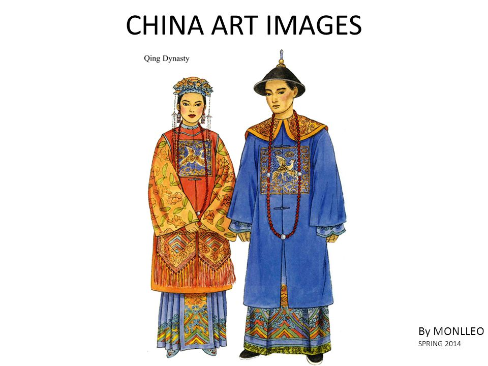 CHINA ART IMAGES By MONLLEO SPRING 2014