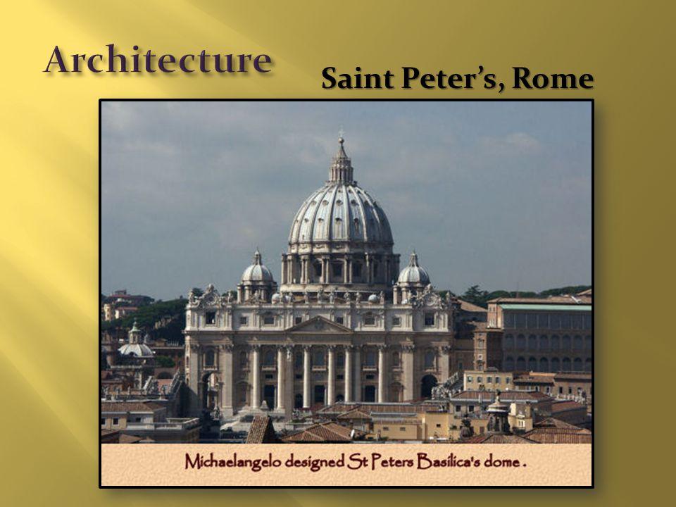 Saint Peter's, Rome