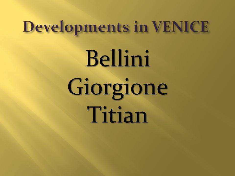 BelliniGiorgioneTitian
