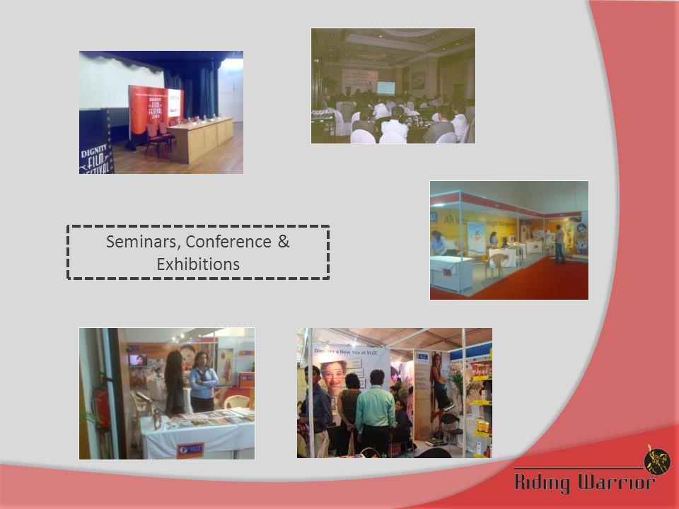 Seminars, Conference & Exhibitions