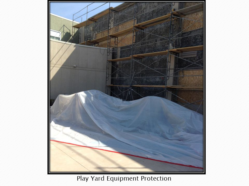 Play Yard Equipment Protection