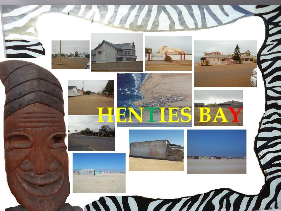 HENTIES BAY