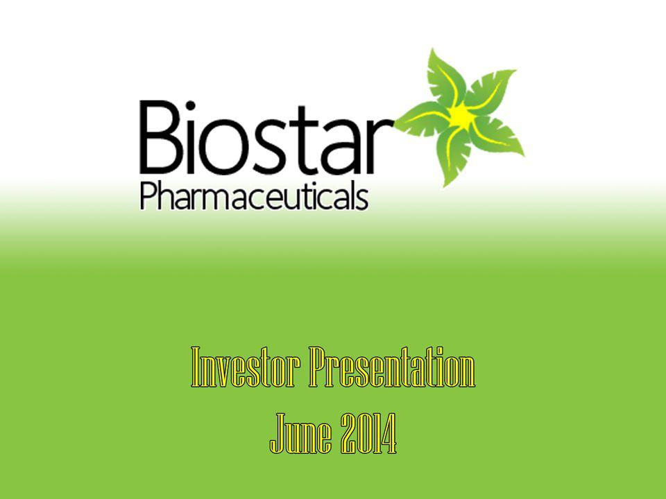 Investor Presentation June 2014