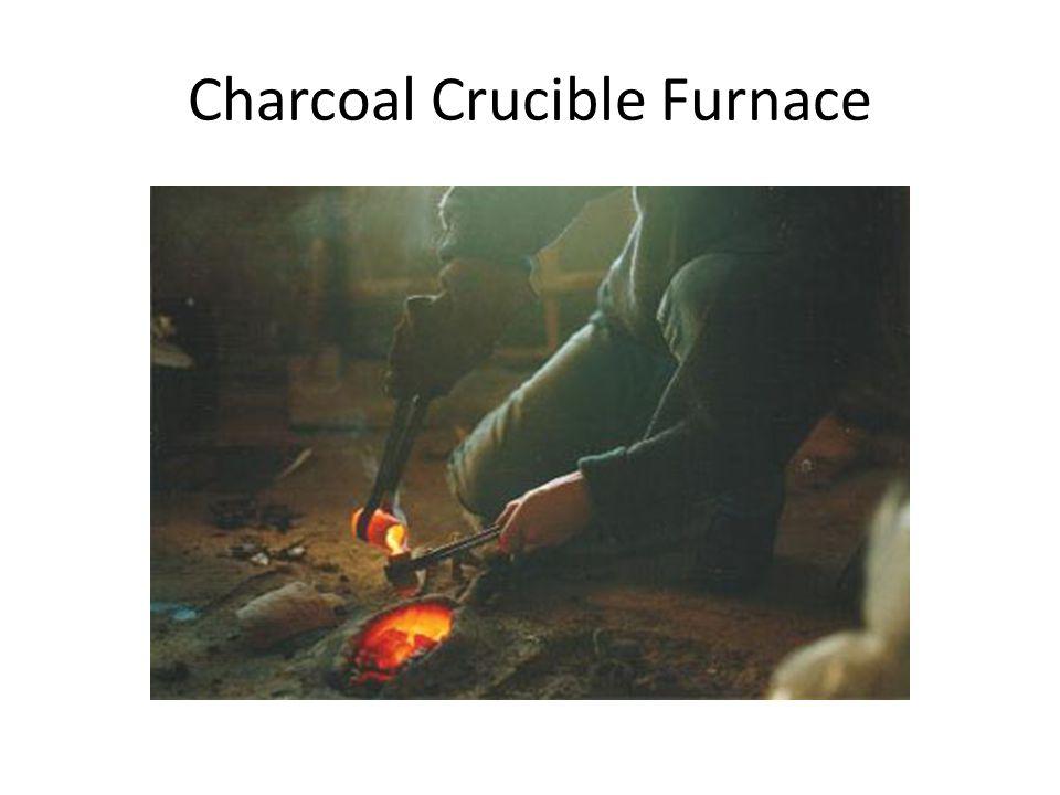 Charcoal Crucible Furnace