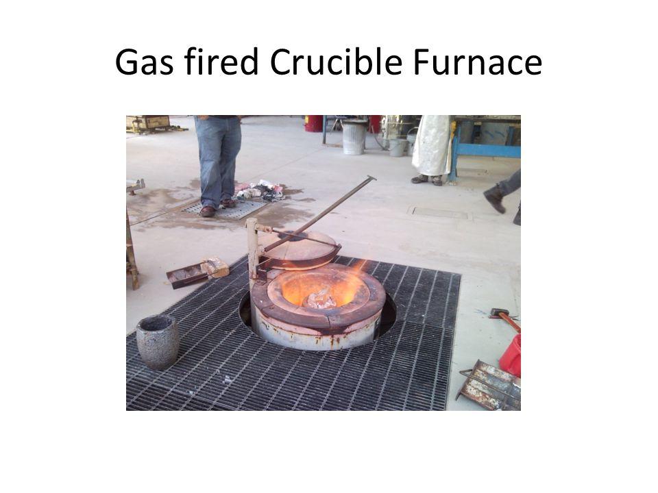 Gas fired Crucible Furnace