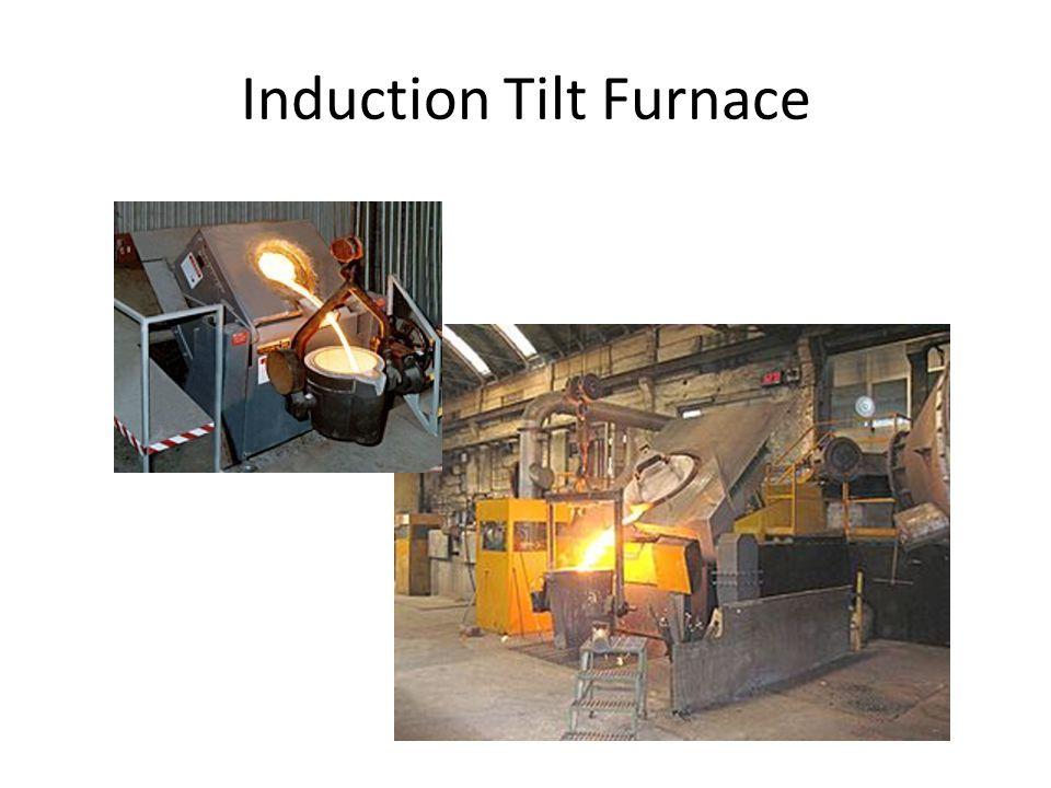 Induction Tilt Furnace