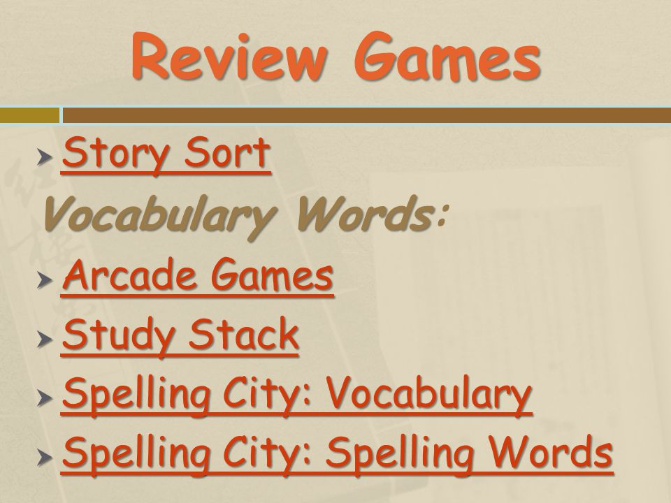 Vocabulary Words  ideal – just as you would wish, perfect  mythology – a group of legends or stories about a particular country or person