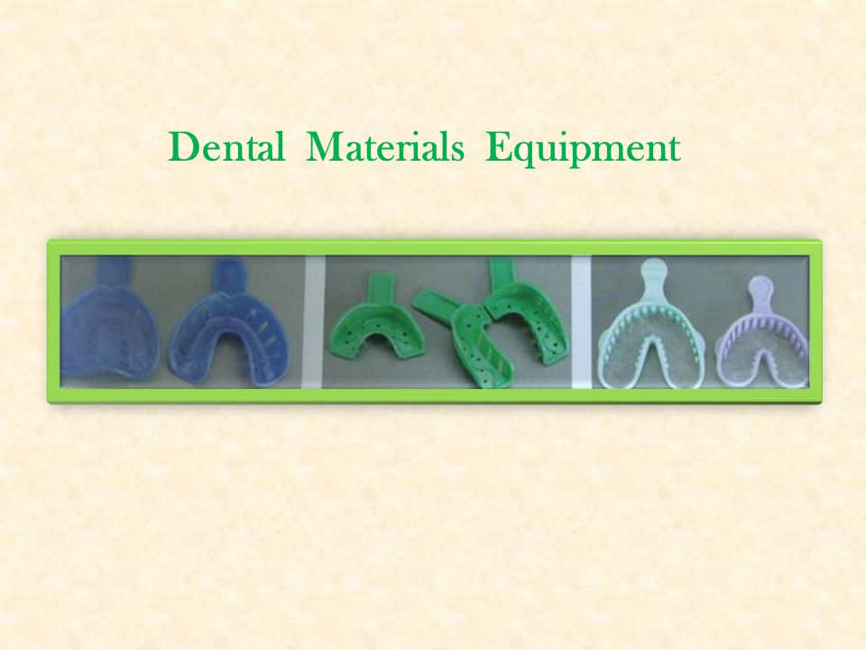 Flexible Rubber Bowl  To mix material, usually a powder and a liquid  To mix impression material and irreversible hydrocolloid for study models, opposing models, bleaching trays for mouth guards, orthodontic appliances, custom trays for removable appliances