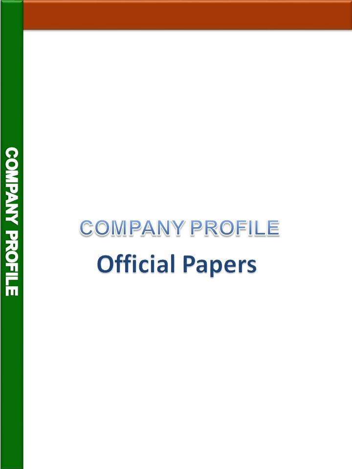 Official Papers