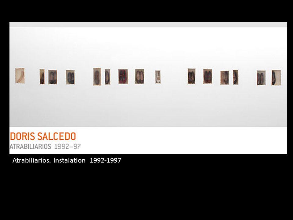 Atrabiliarios. Instalation 1992-1997