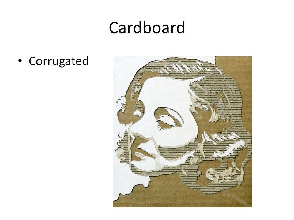 Cardboard Corrugated
