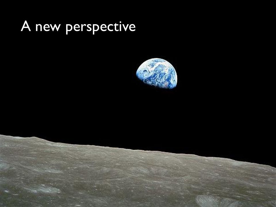 11 A new perspective