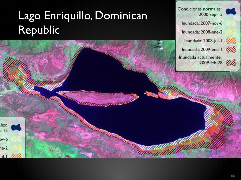 66 Lago Enriquillo, Dominican Republic