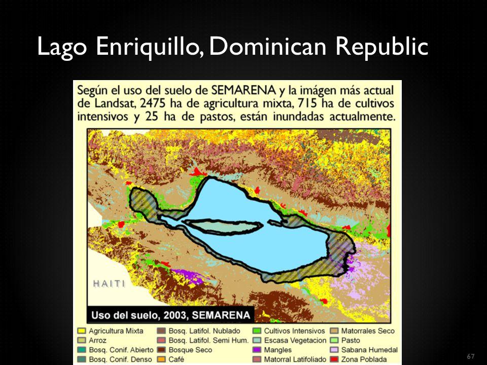 67 Lago Enriquillo, Dominican Republic