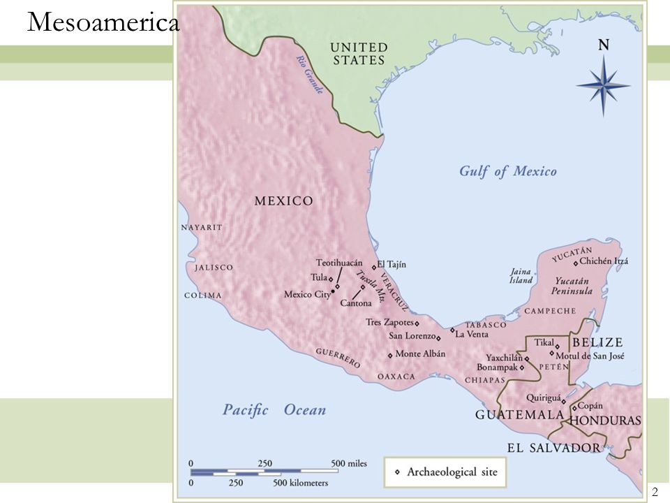 2 Mesoamerica