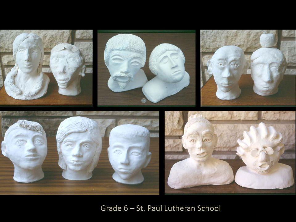Grade 6 – St. Paul Lutheran School