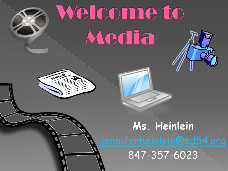 Ms. Heinlein jenniferheinlein@sd54.org 847-357-6023