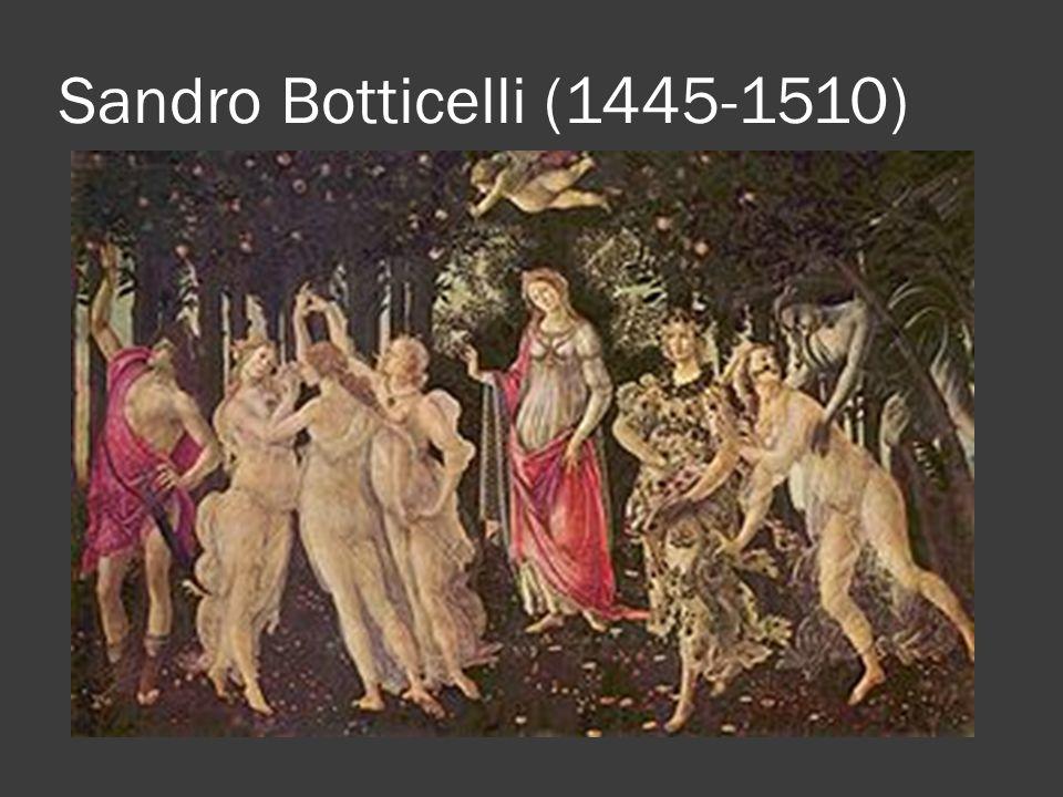 Sandro Botticelli (1445-1510)
