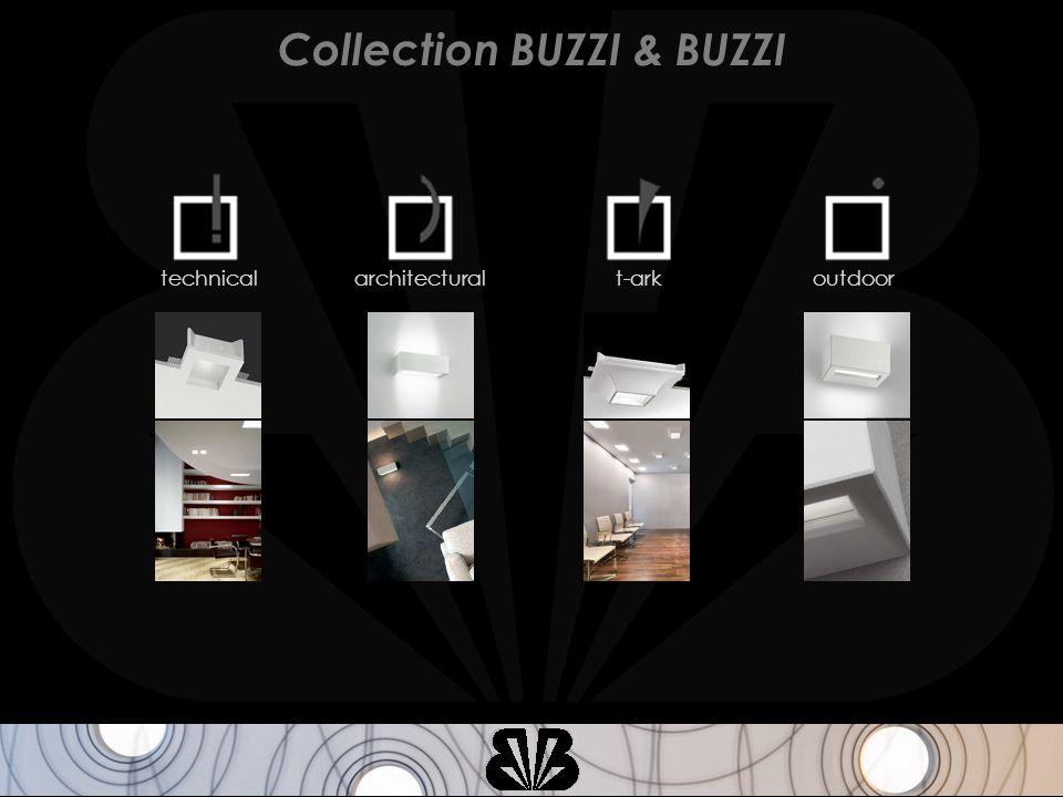 Collection BUZZI & BUZZI technicalarchitecturalt-arkoutdoor