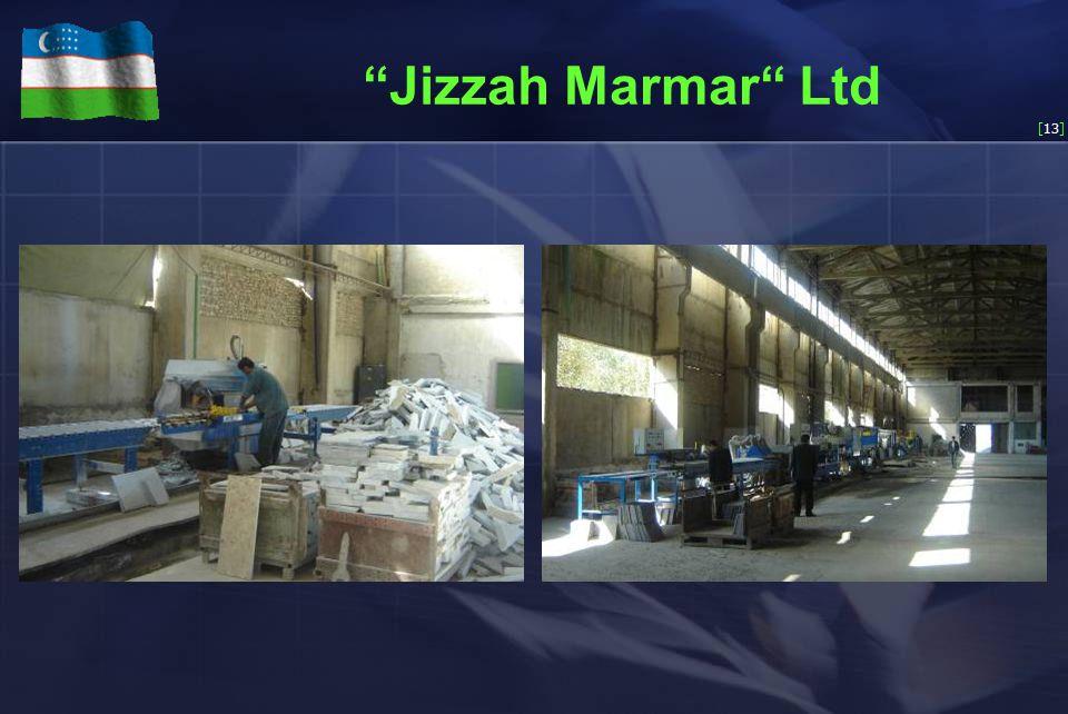 [13] Jizzah Marmar Ltd