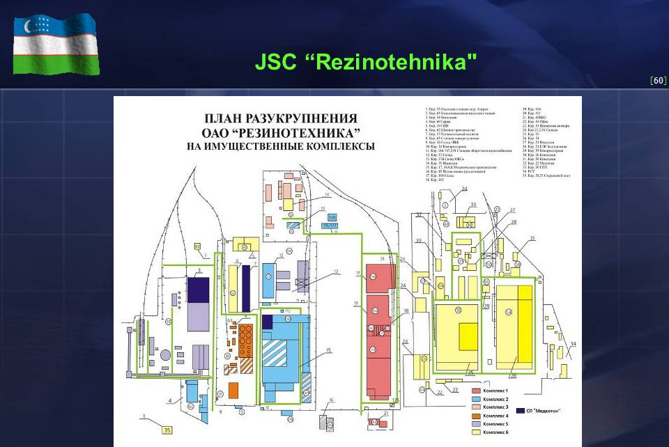 [60] JSC Rezinotehnika