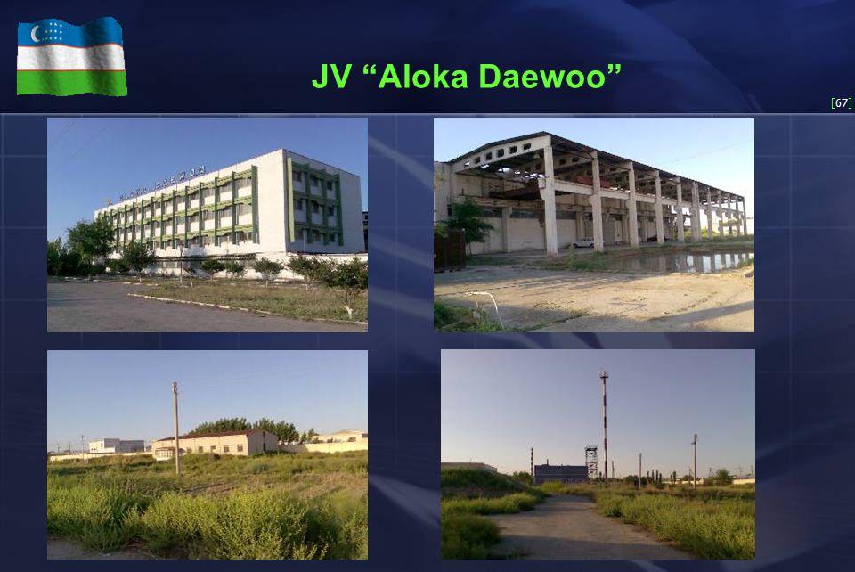 [67] JV Aloka Daewoo