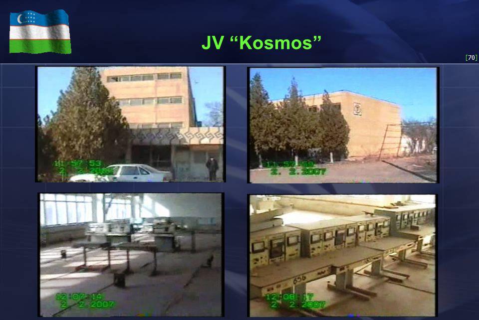 [70] JV Kosmos