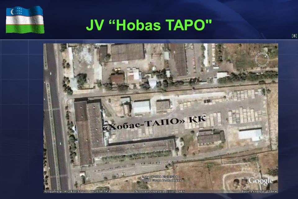 [8][8] JV Hobas TAPO