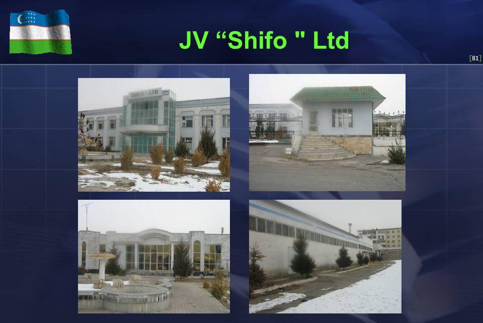 [81] JV Shifo Ltd