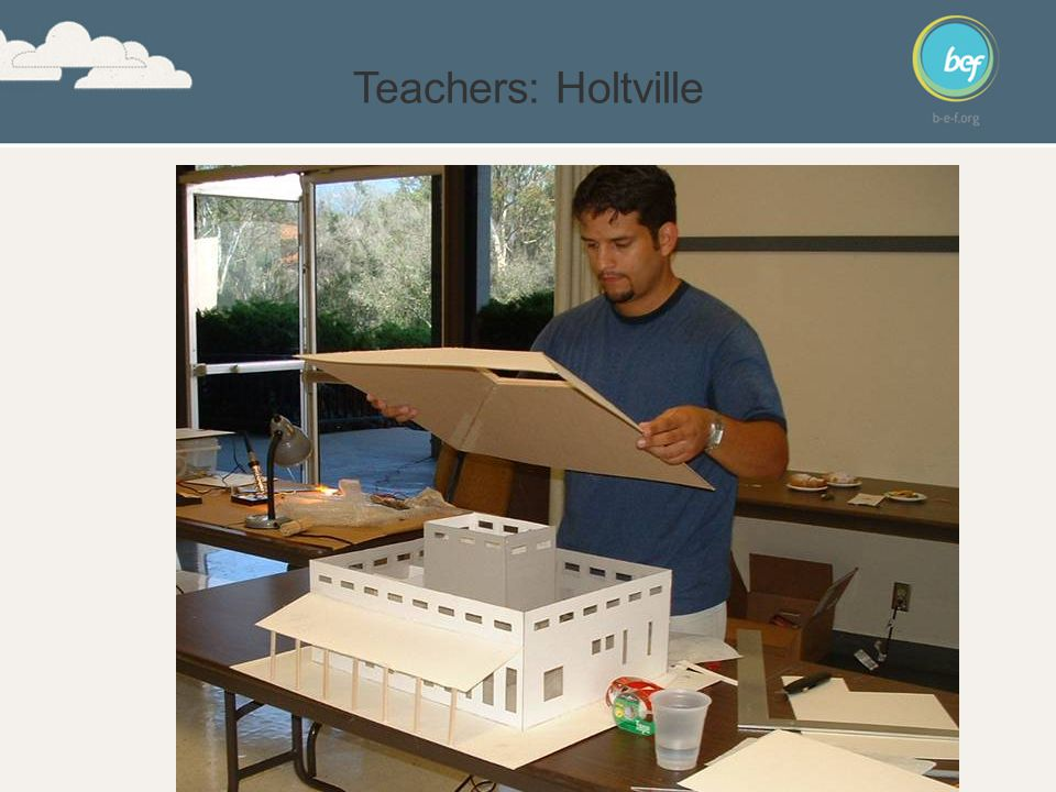 Teachers: Holtville
