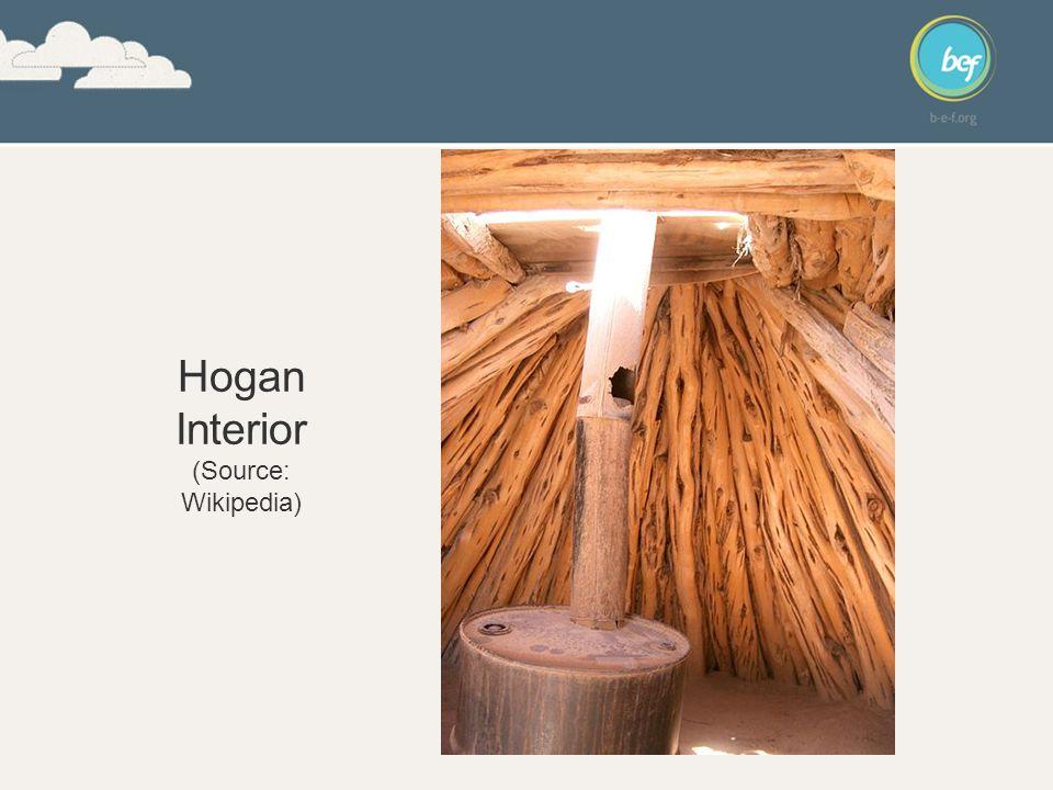 Hogan Interior (Source: Wikipedia)