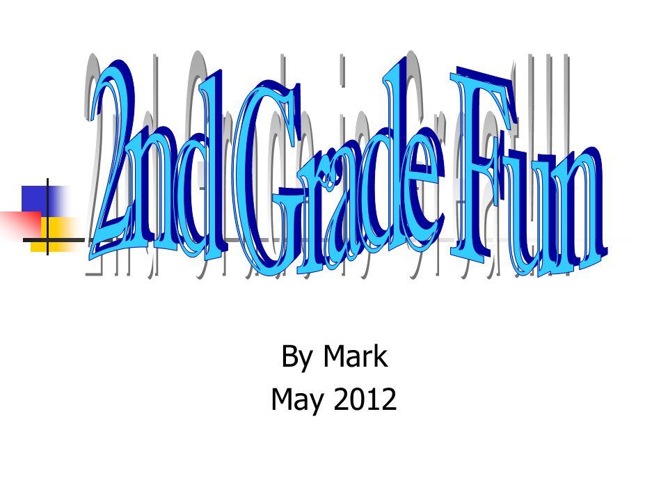 By Mark May 2012