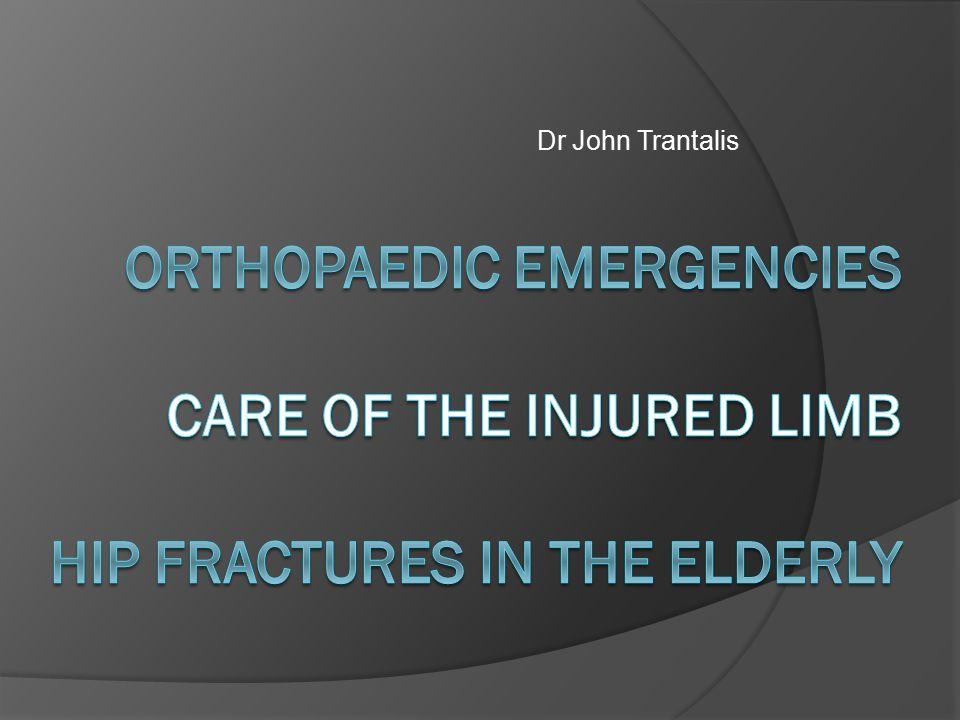 Dr John Trantalis