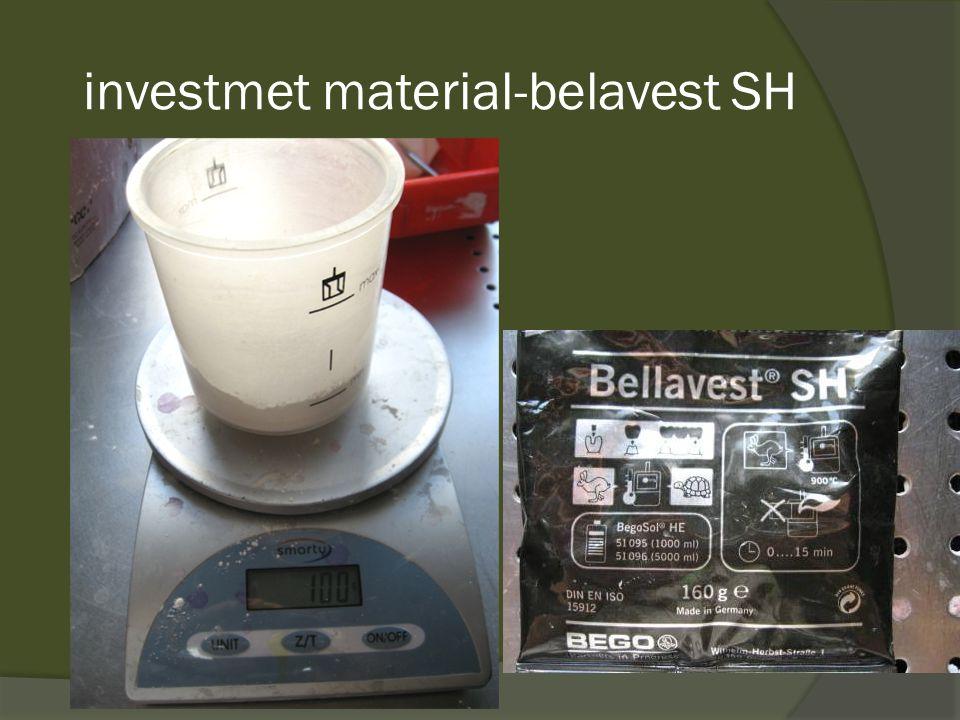investmet material-belavest SH
