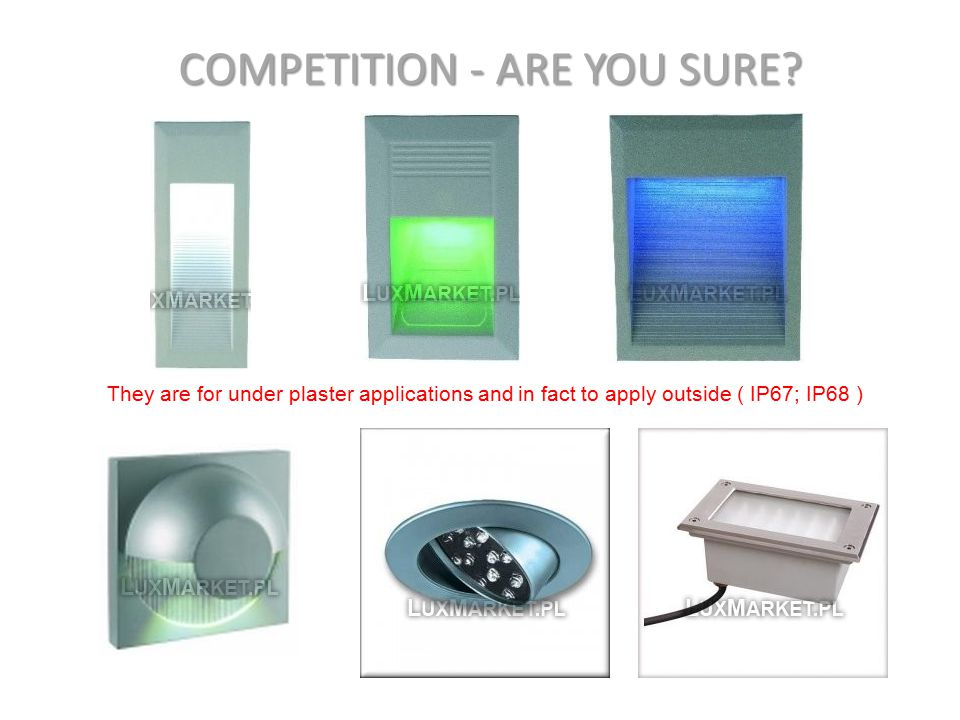 COMPETITION - ARE YOU SURE.