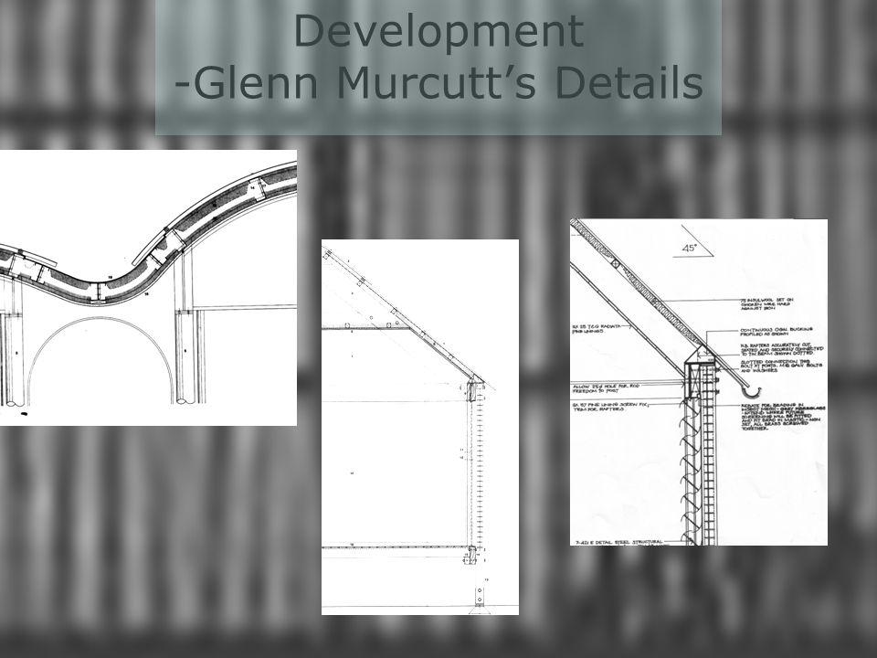 Development -Glenn Murcutt's Details