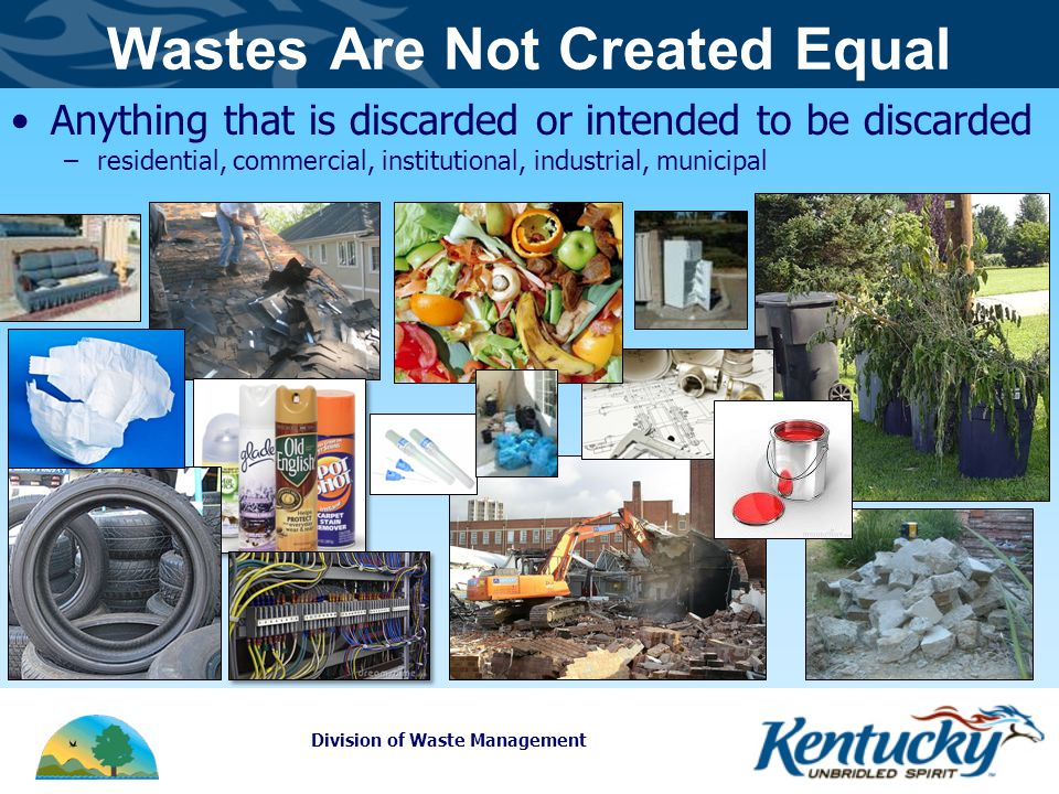 Division of Waste Management Questions.