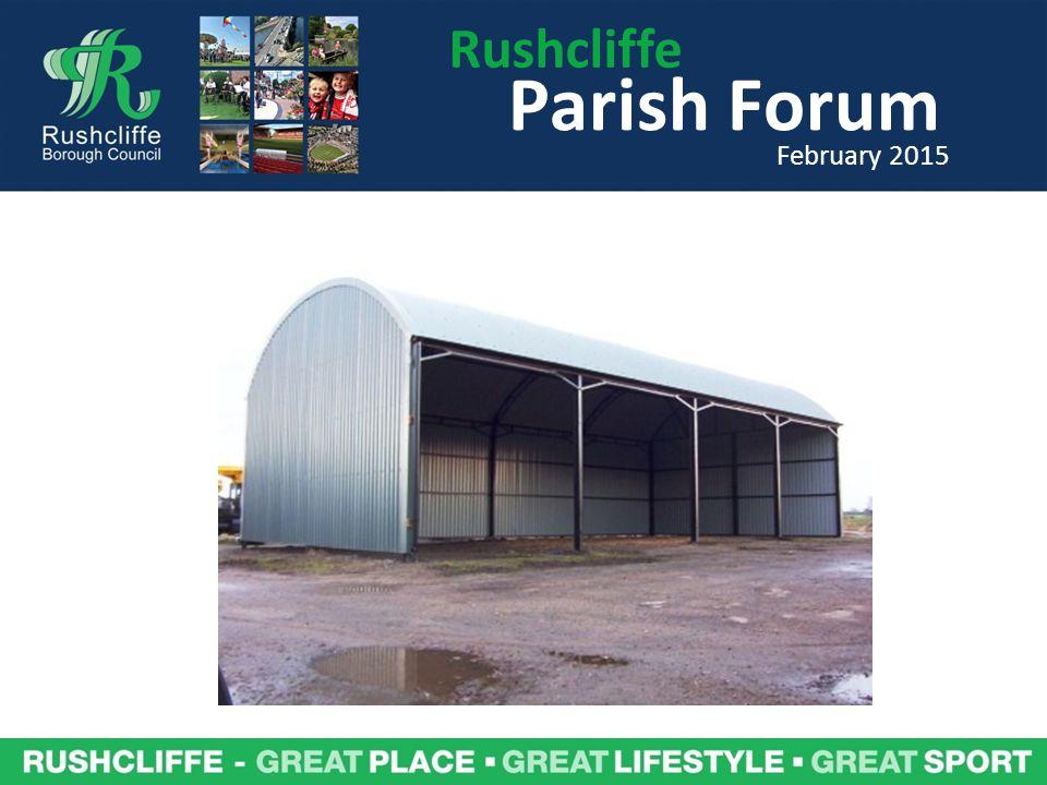 Rushcliffe Parish Forum February 2015
