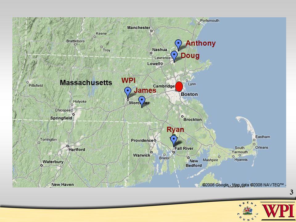 3 Massachusetts WPI James Anthony Doug Ryan