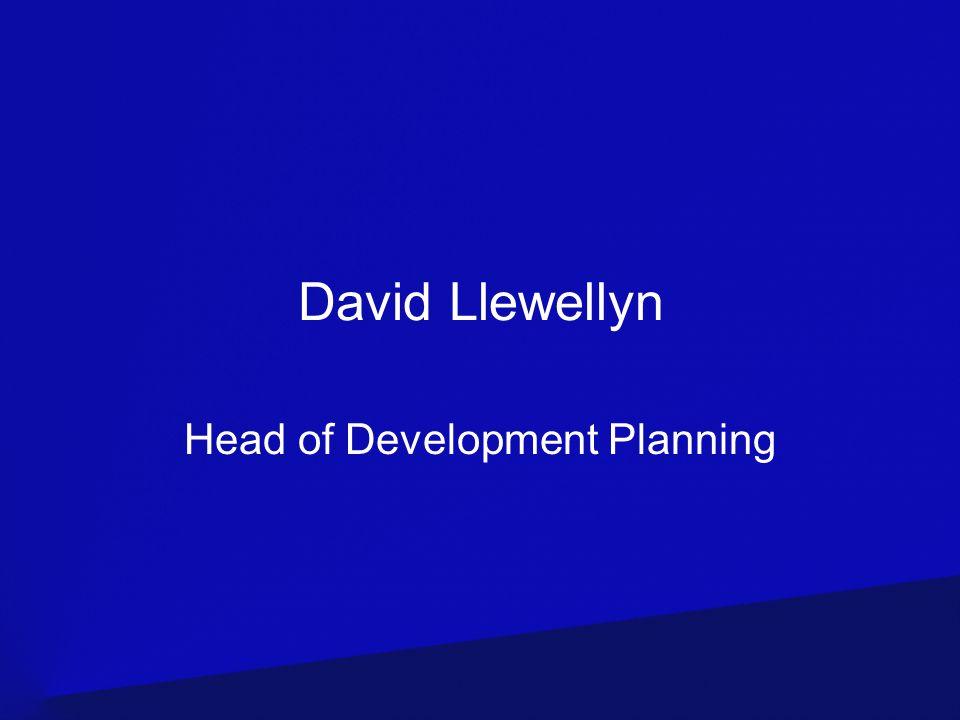 1. Interactive Bridgend UDP- Online Demonstration 2. Local Development Plan System