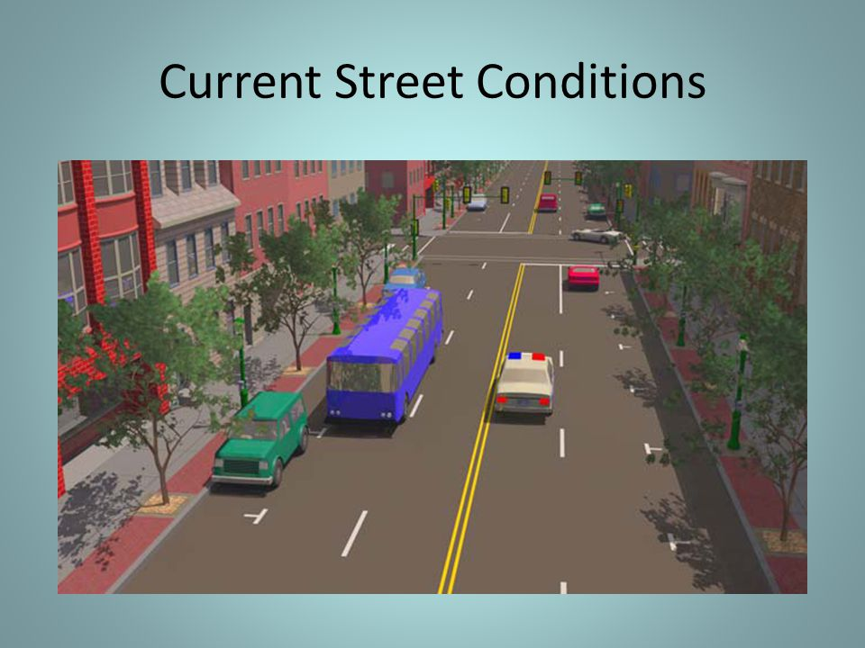 Current Street Conditions