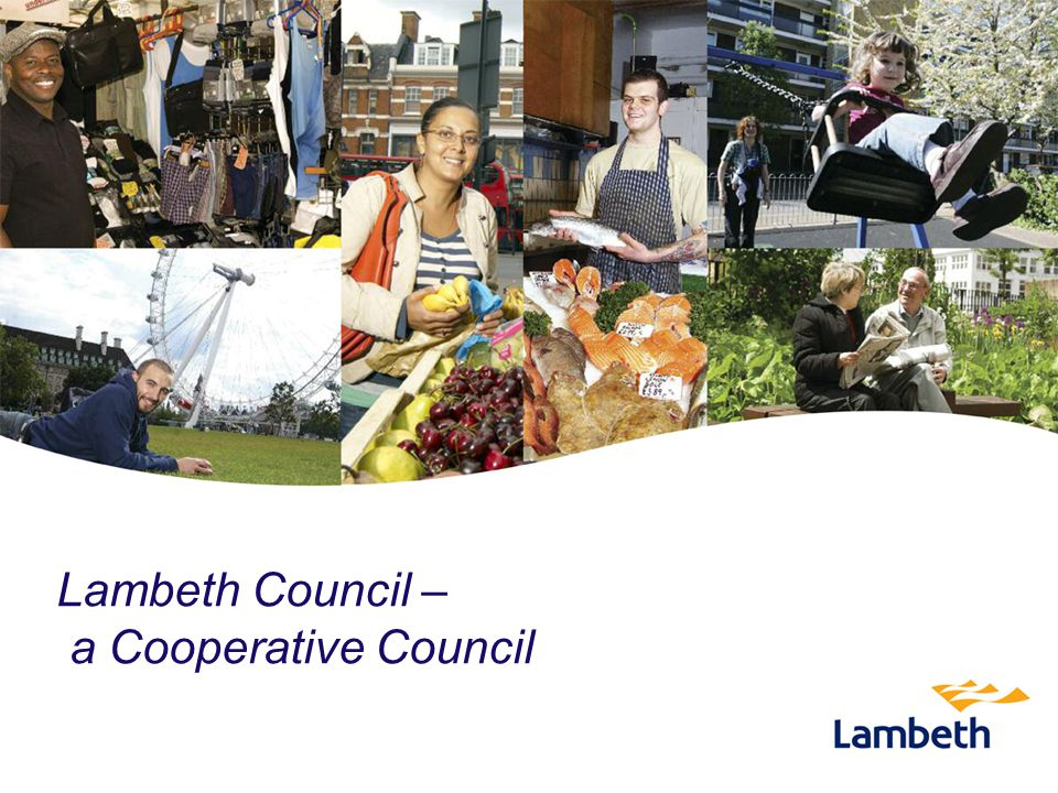 UK National Context Local people are involved as co- producers in their design and delivery