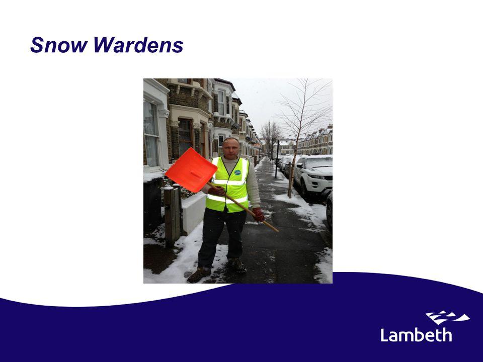 Snow Wardens
