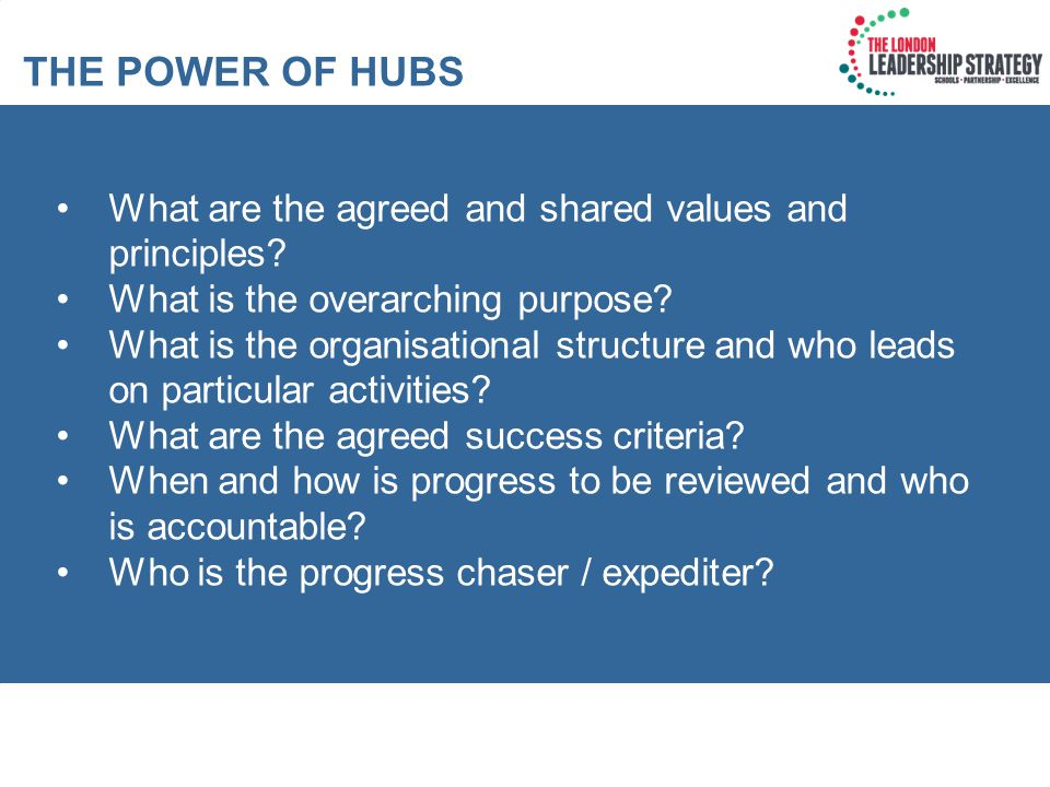 challengepartners.org What are we trying to achieve?