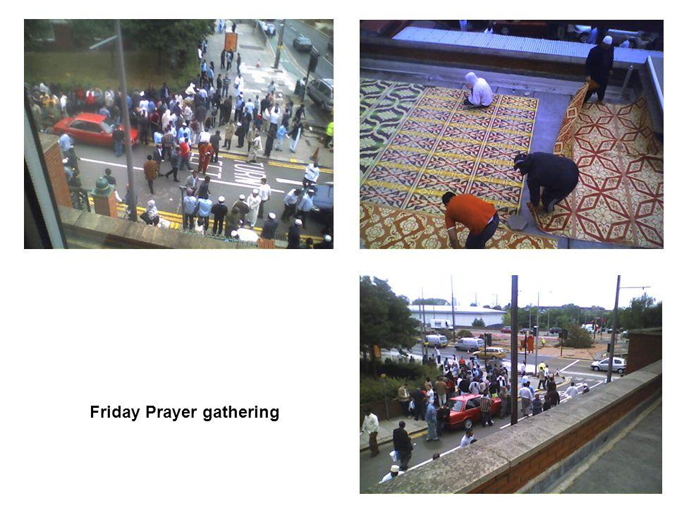 18 Friday Prayer gathering
