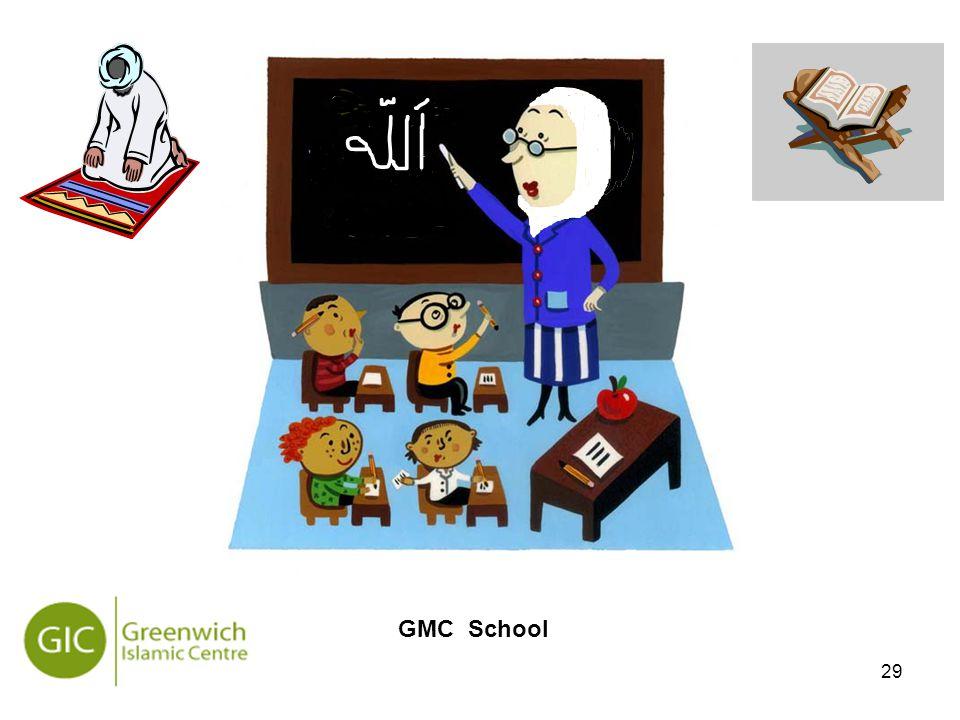 29 GMC School