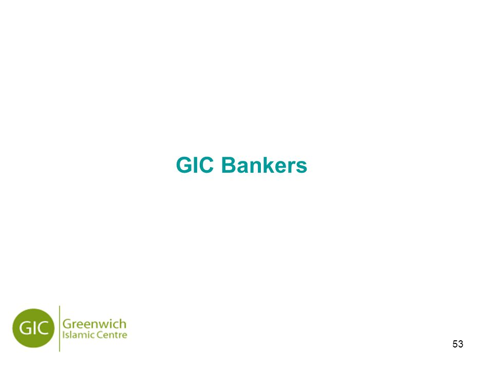 53 GIC Bankers