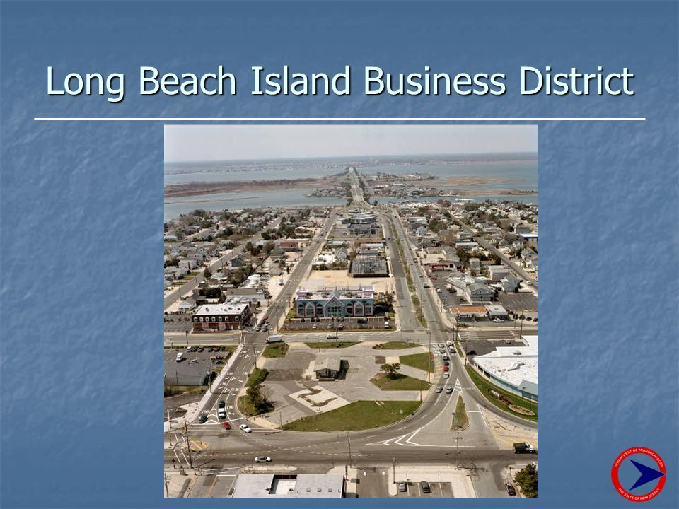 Long Beach Island Business District