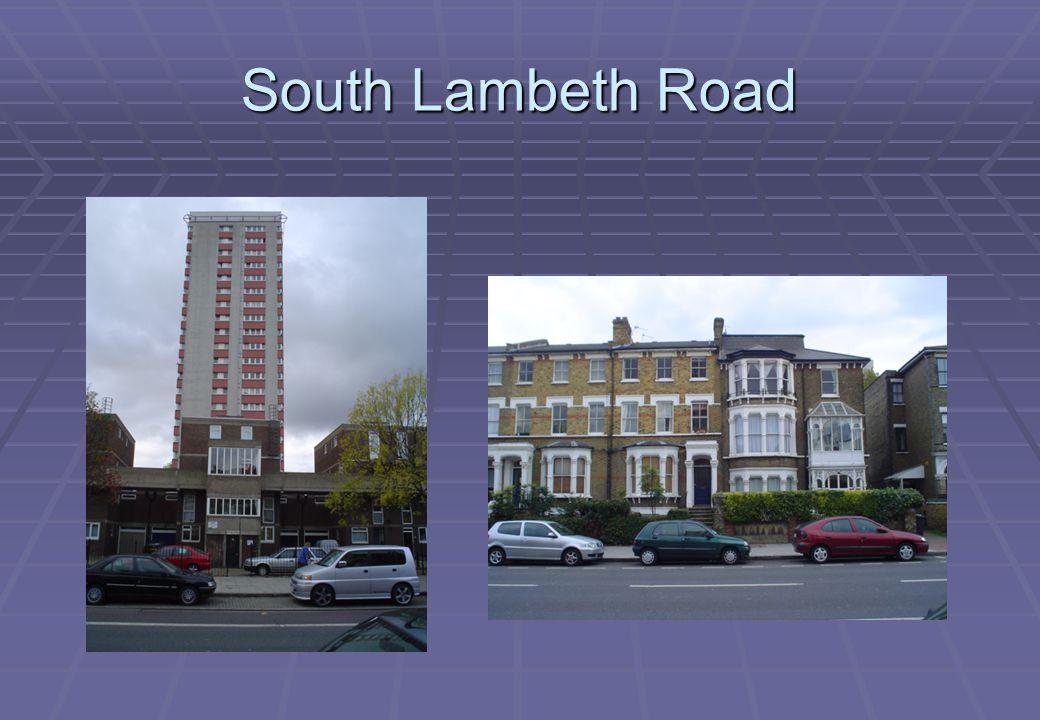 South Lambeth Road