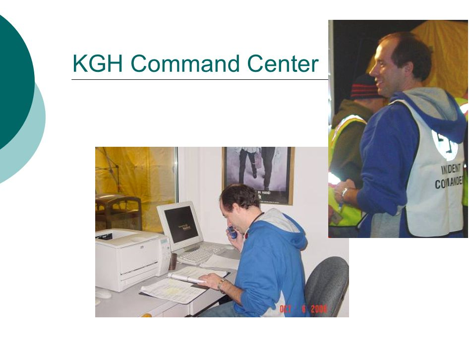KGH Command Center